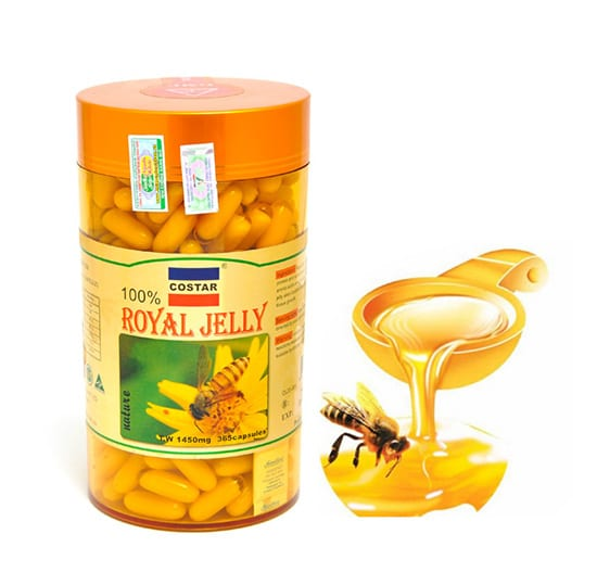 Costar Royal Jelly 1450mg